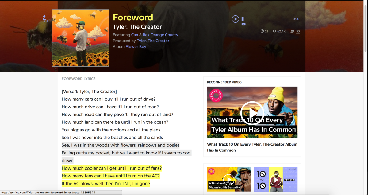 Lyric rap song finder by lyrics : A Genius Evolution: How Rap Genius Almost Collapsed Before It Got ...
