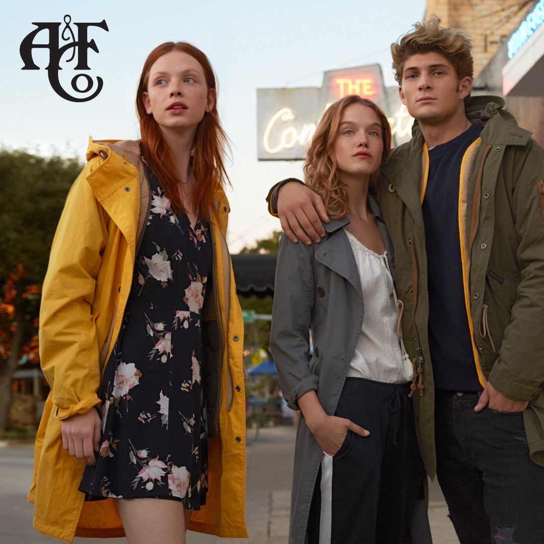 Longstanding American brand Abercrombie   Fitch is best know for its preppy  designs and luxe-casual pieces. The Spring Summer 2018 collection  re-affirms its ... 13695ff1e9e01