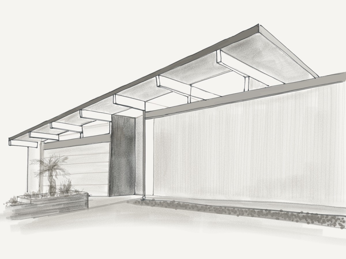 Eichlers Mid Century Modern Homes Inspired Us To Explore Less Conventional Home Icons