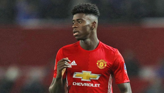 2dc73536fb5 Axel Tuanzebe. Age   Position  20   Defender Club  Manchester United (on  loan at Aston Villa) Club record  One appearance for Aston Villa.