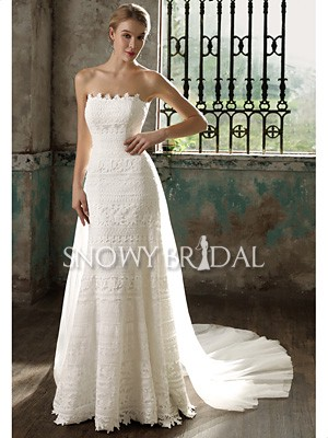 2cc531fbb2 ... what to wear or how exactly to choose your bridal dress, then need not  worry. You have us at your rescue to shop for beautiful Beach Wedding  Dresses.