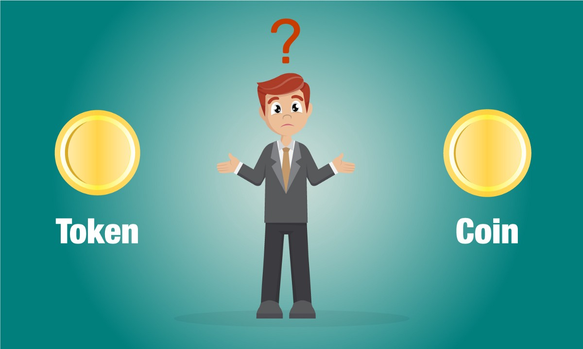 <bold>What</bold> is the <bold>difference</bold> <bold>between</bold> token and coin?