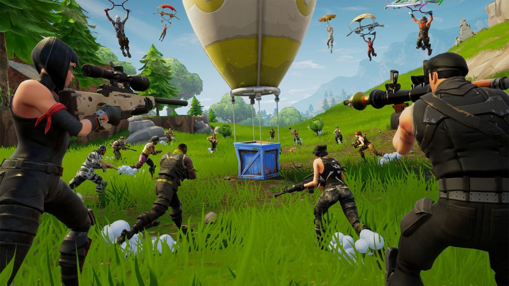 Fortnite 2019 Latest Weapon Rating List And Statistics