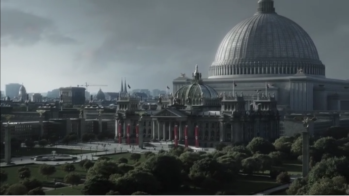Visions Of Alt Berlin In Man In The High Castle Mit Sa