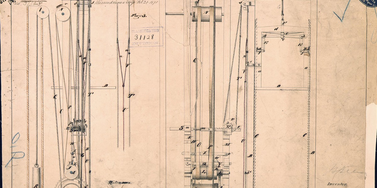 How the otis elevator company cornered the market by for 1 story elevator