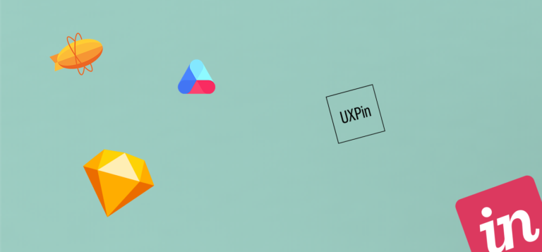 Top 20 Prototyping Tools For UI And UX Designers 2017