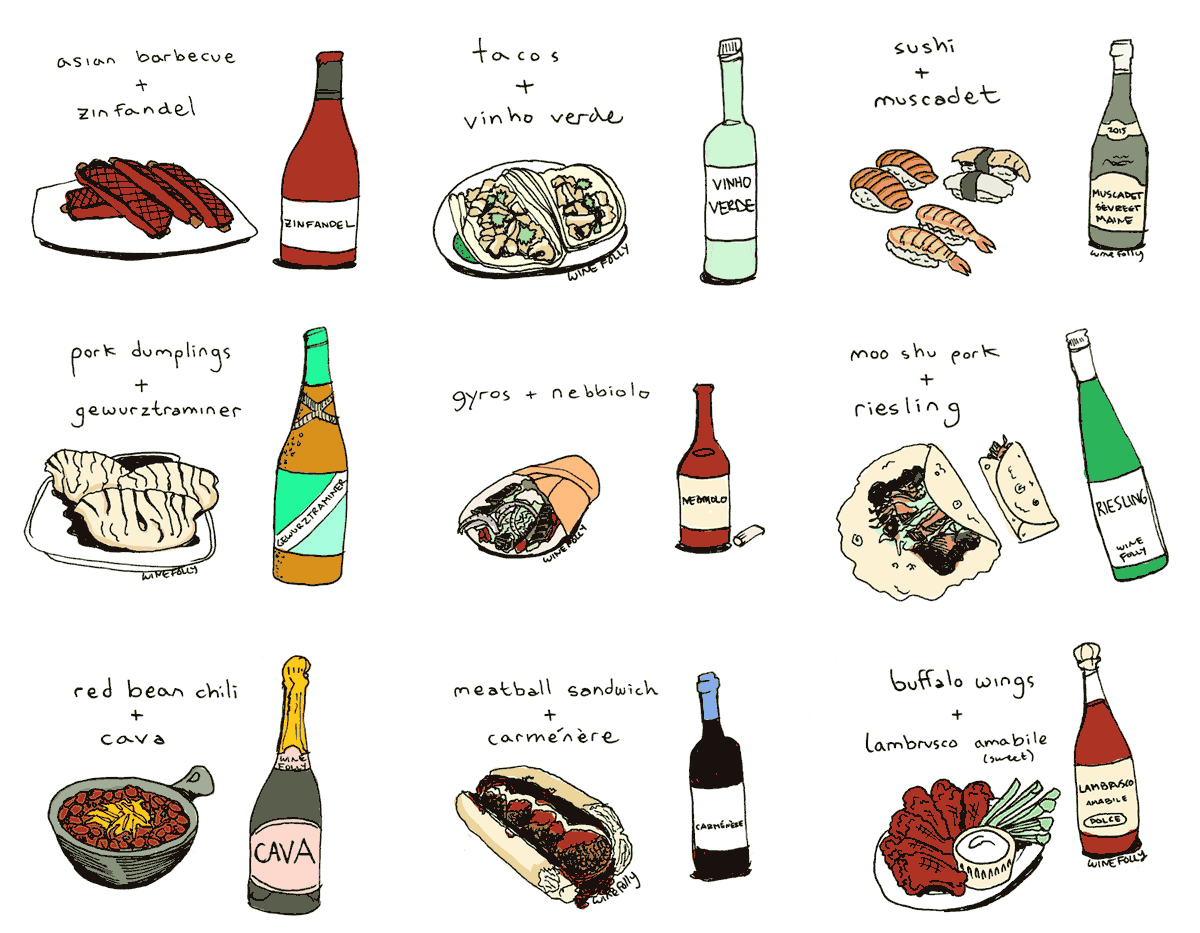 wine folly wine and cheese pdf