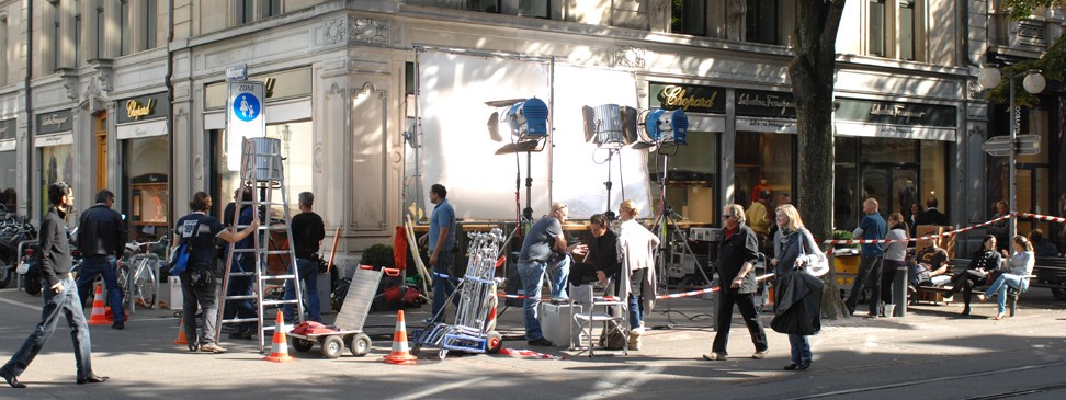 How To Build A 30 Year Career In The Film Industry