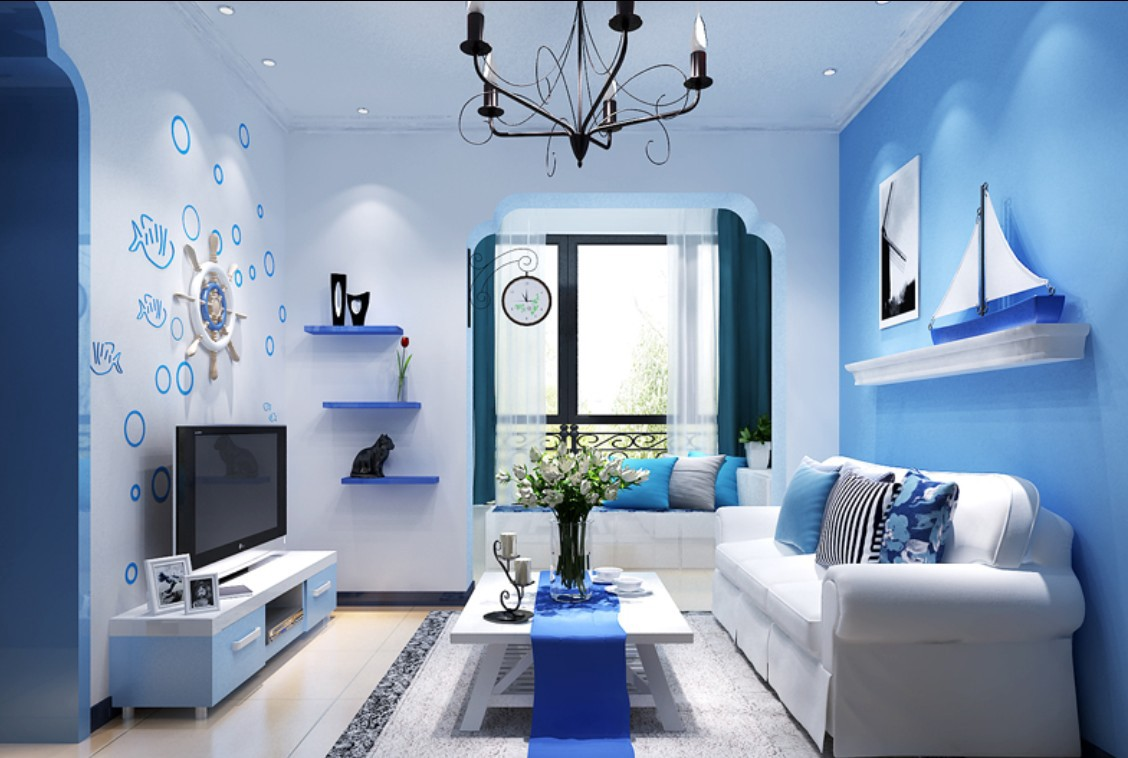 Colors Can Excite Us, Energize Us, Calm Us, And So On. In This Article, We  Will Focus On One Color In Particular, The Color Blue.