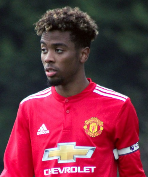 103200c46e5 Age   Position  17   Attacking Midfielder Club  Manchester United Club  record  Two appearances for Manchester United. 25 apps for Manchester U18s
