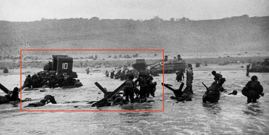 Alternate History: Robert Capa on D-Day – exposure magazine – Medium