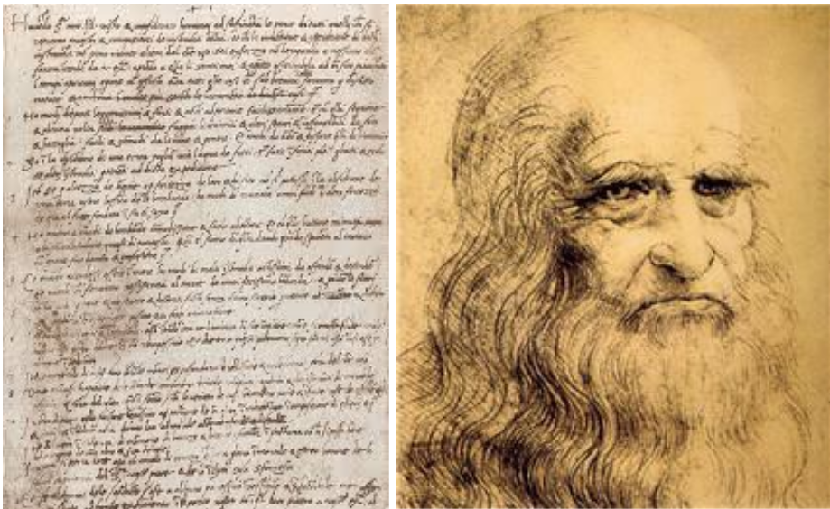Delightful Course Studies   Corsairu0027s Network Regarding Leonardo Da Vinci Resume
