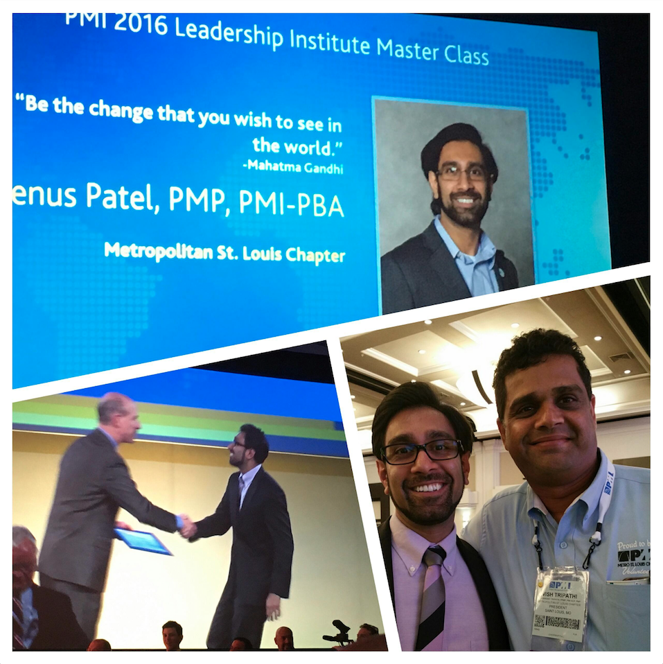 Venus patel graduates pmi 2016 leadership institute master class consultant venus patel was one of 35 professionals from around the world welcomed into this years project management institute leadership master class xflitez Image collections
