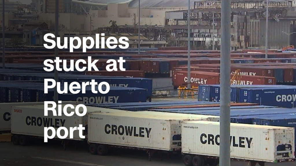 truck drivers going to puerto rico