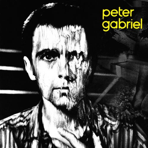 how an album cover expressed peter gabriel s dark music