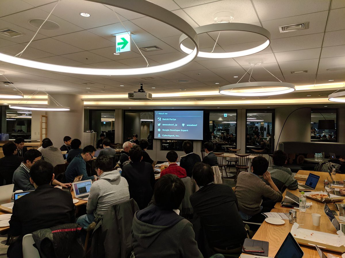 google tokyo office. GDG Tokyo Held \u201cNew Year Seminar 2018\u201d At January 16th In Google Japan Office. This Event Is To Learn Various Fields Office