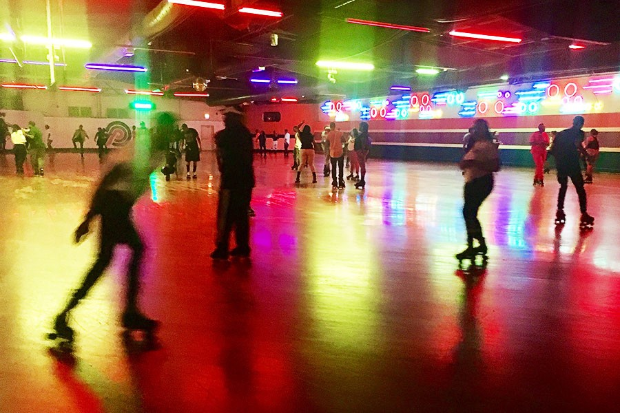 James Brown-Inspired Roller-Skating Is Alive and Well in Chicago