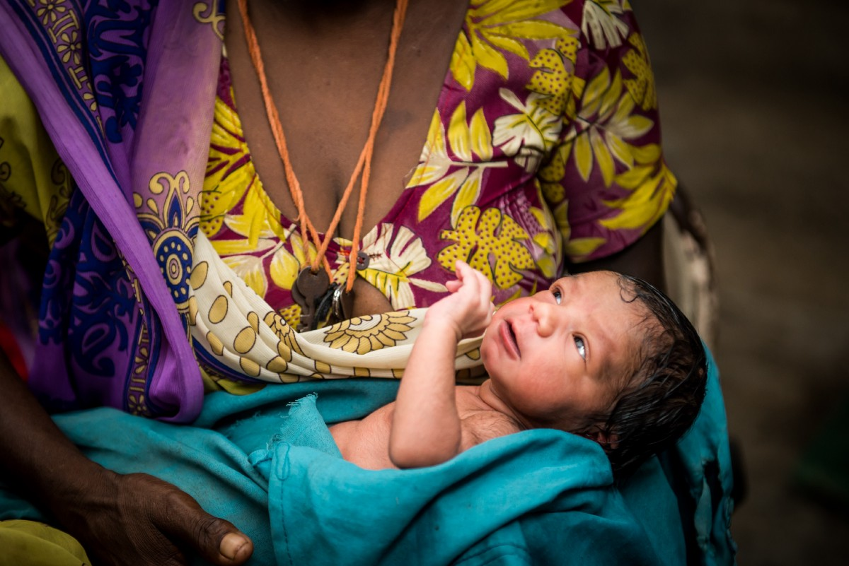 USAID's development impact bond could enable up to 600,000 women to access improved care. / Project Ujjwal, a UK Department for International Development project implemented by Palladium