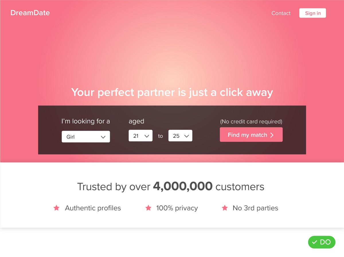 The UX behind designing landing pages that convert – UX Planet