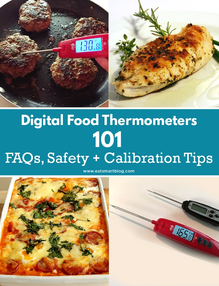 Digital Food Thermometers 101 — FAQs, Safety + Calibration Tips