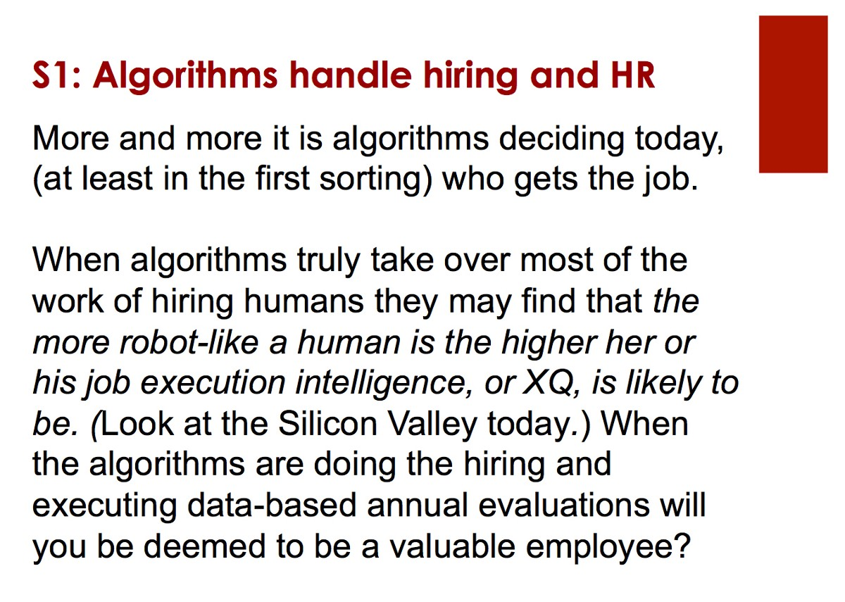 worksheet Becoming Human Worksheet the future of work robot takeover is already here hiring practices may force humans to be more like