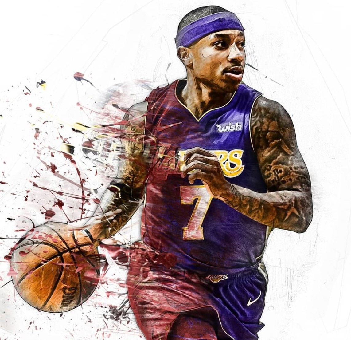 24361e65f19c To say Lakers fans have not embraced Isaiah Thomas  arrival in purple and  gold would be an understatement. In less than one year