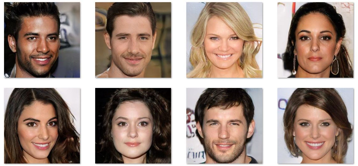 Can Artificial Create Fake Celebrity Gans Intelligence Faces
