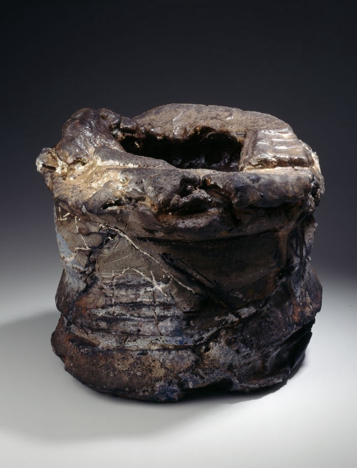 Peter voulkos abstract expressionist ceramic sculptures