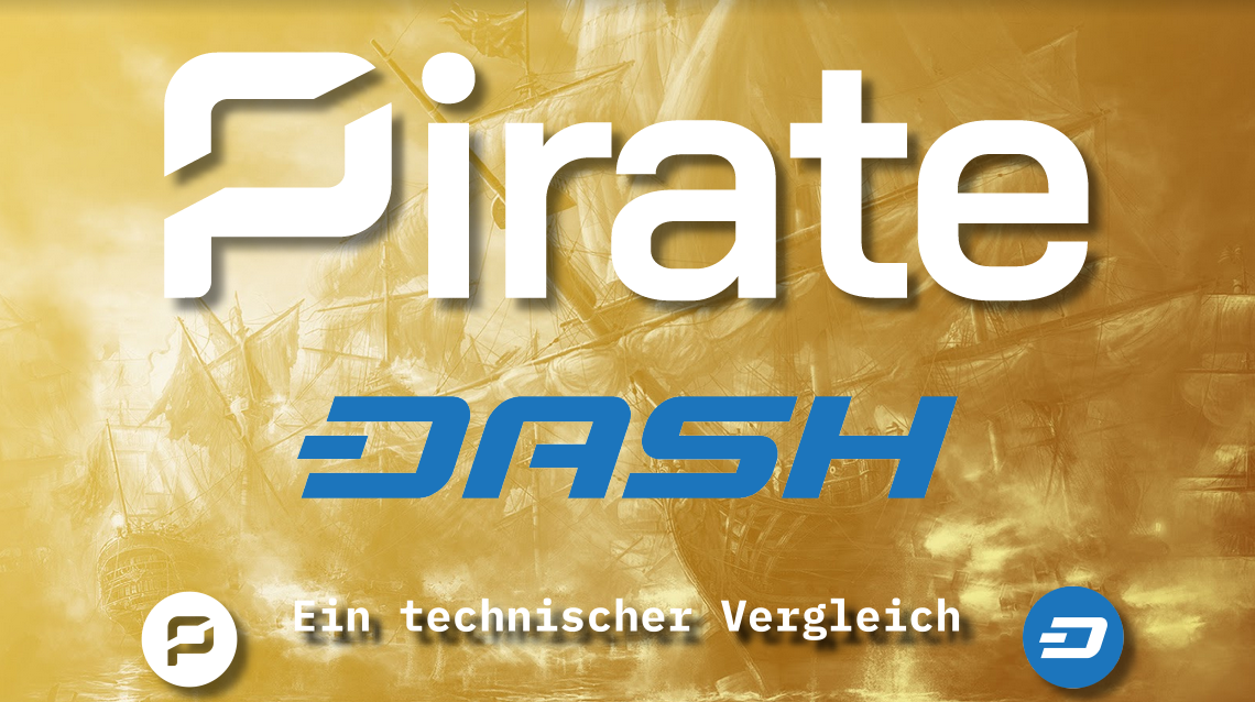 Dash Vs Pirate Arrr Piratechain Medium