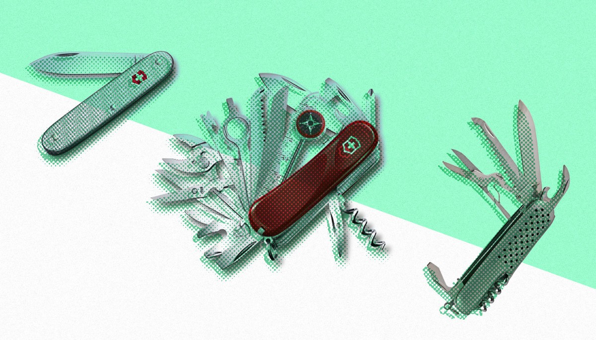 Manly Man Things The Swiss Army Knife Mel Magazine
