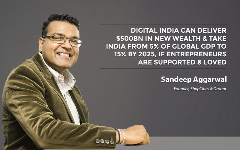 Sandeep Aggarwal Entrepreneurs Quotes On Successful Start Up