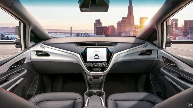 What's it like to ride in a self-driving car?