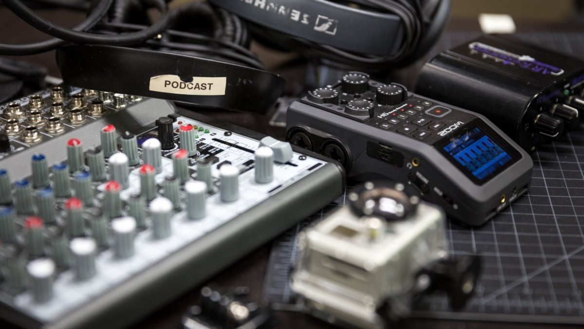 Podcasting Equipment For Various Budgets Tech Talks