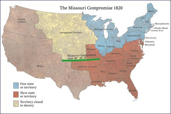 essays on the missouri compromise Missouri compromise for years americans had been practicing slavery the americans simply didn't want to disrupt that balance finally, an agreeable compromise was made the missouri compromise stated that missouri would in fact be admitted into the union-as a slave state.