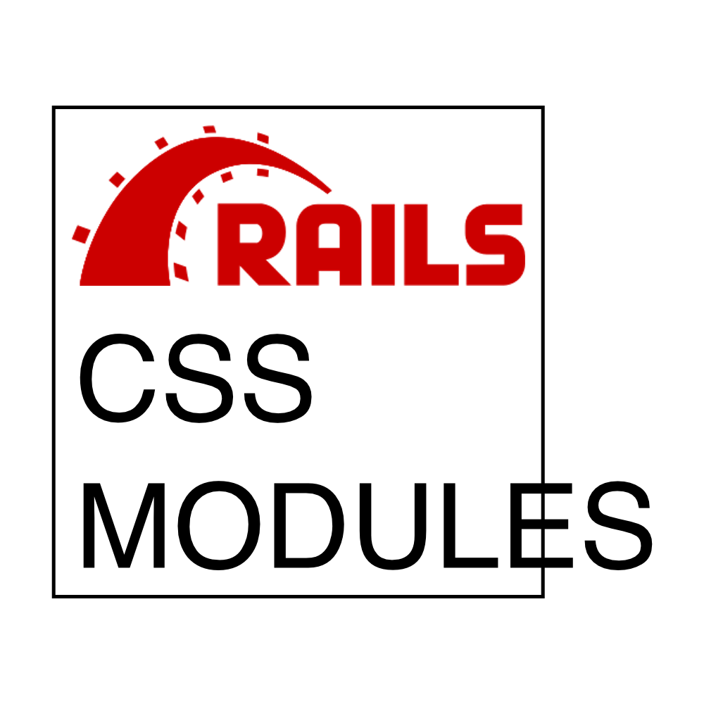 How I implemented CSS Modules to Ruby on Rails, easily.