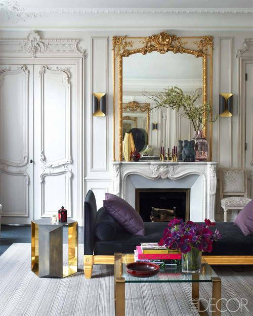 Horizontal lines do the opposite; they widen narrow spaces bring the eye level down creating a sense of intimacy and are very contemporary. & These are the Main Principles of Interior Design u2013 Basics of ...