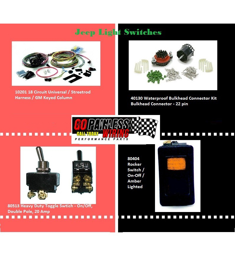 Painless Universal Wiring Harness 10201. Painless Wire Harness Atv on obd2 to obd1 jumper harness, gm wiring gauge, gm alternator harness, gm wiring alternator, gm wiring connectors, radio harness,