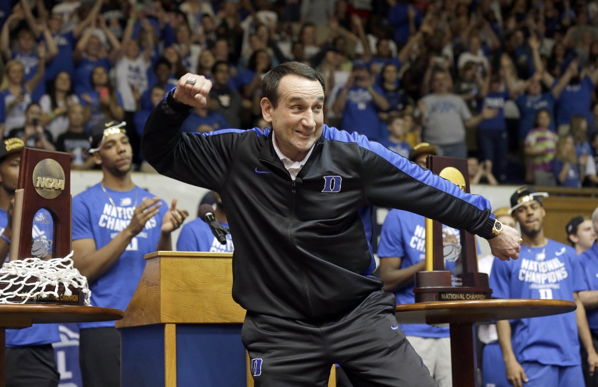Duke to Offer Degrees In Basketball for All Players Who ...
