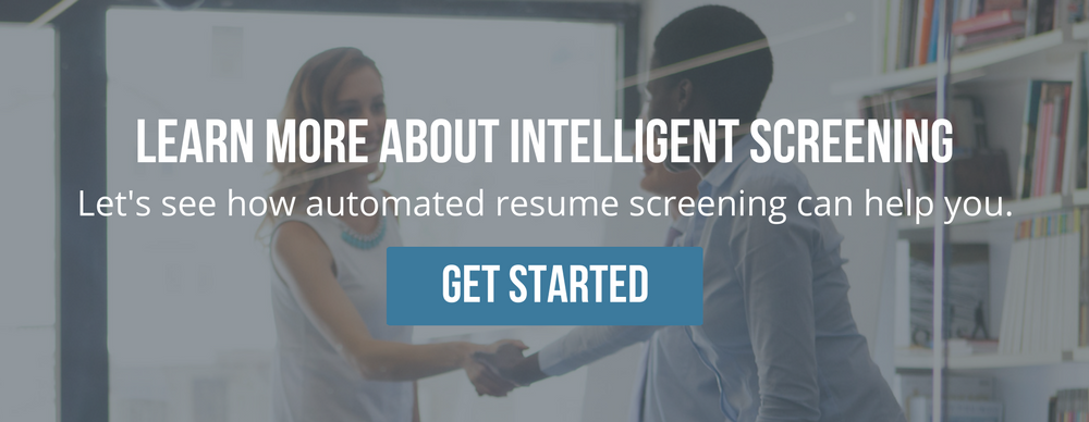 talent acquisition innovation resume screening using ai