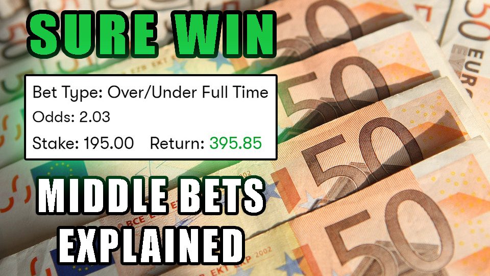 Middle Bets — Win Every Time! – SportingBetStrategy – Medium