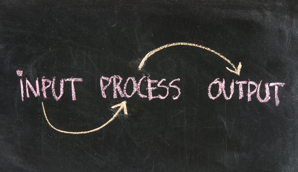 The Input Amp Output Of Product Management Maker Matters