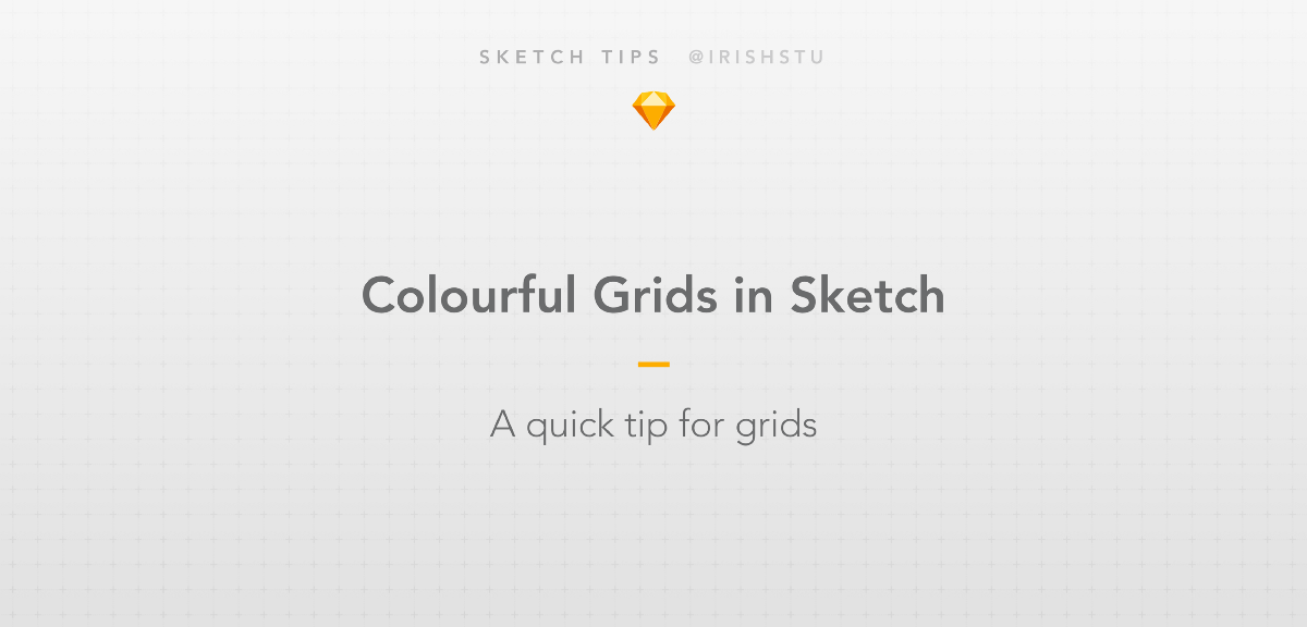 Colourful Grids in Sketch