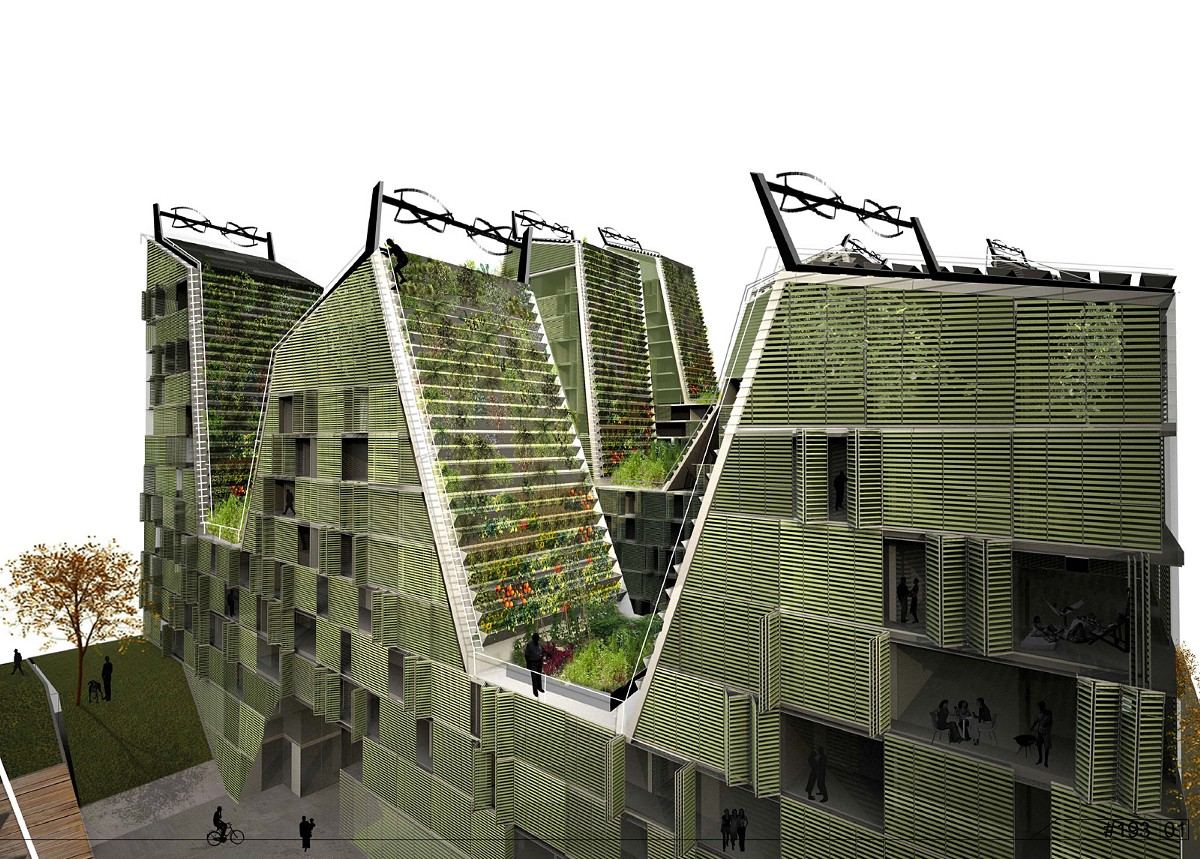 vertical farming architecture thesis Thesis: the in vivo and in from the university of waterloo's school of architecture where he described the concept of vertical farming to stephen colbert.