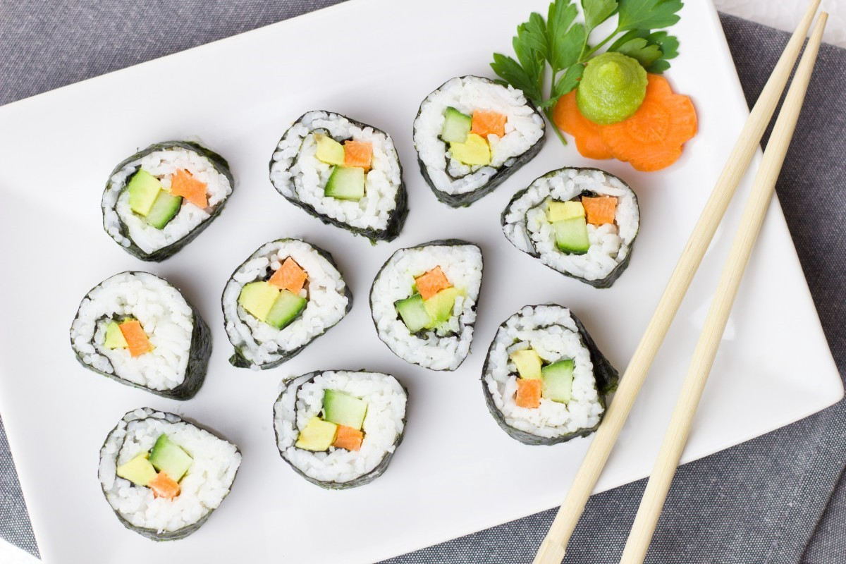 Sushi: what is it, how are they cooked and how are they eaten. Japanese food 46