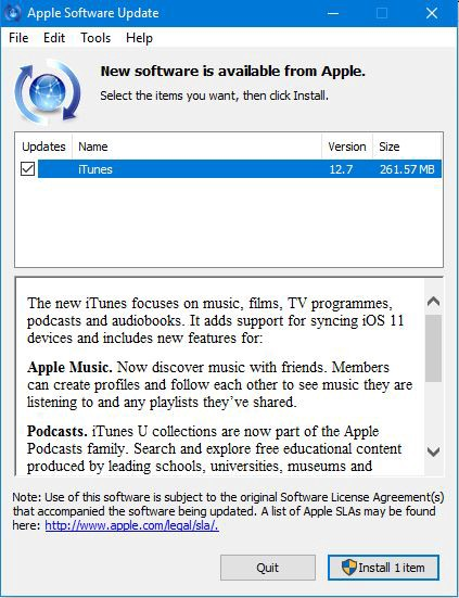 iTunes 12 7 Is A Move In The Right Direction — Somewhat