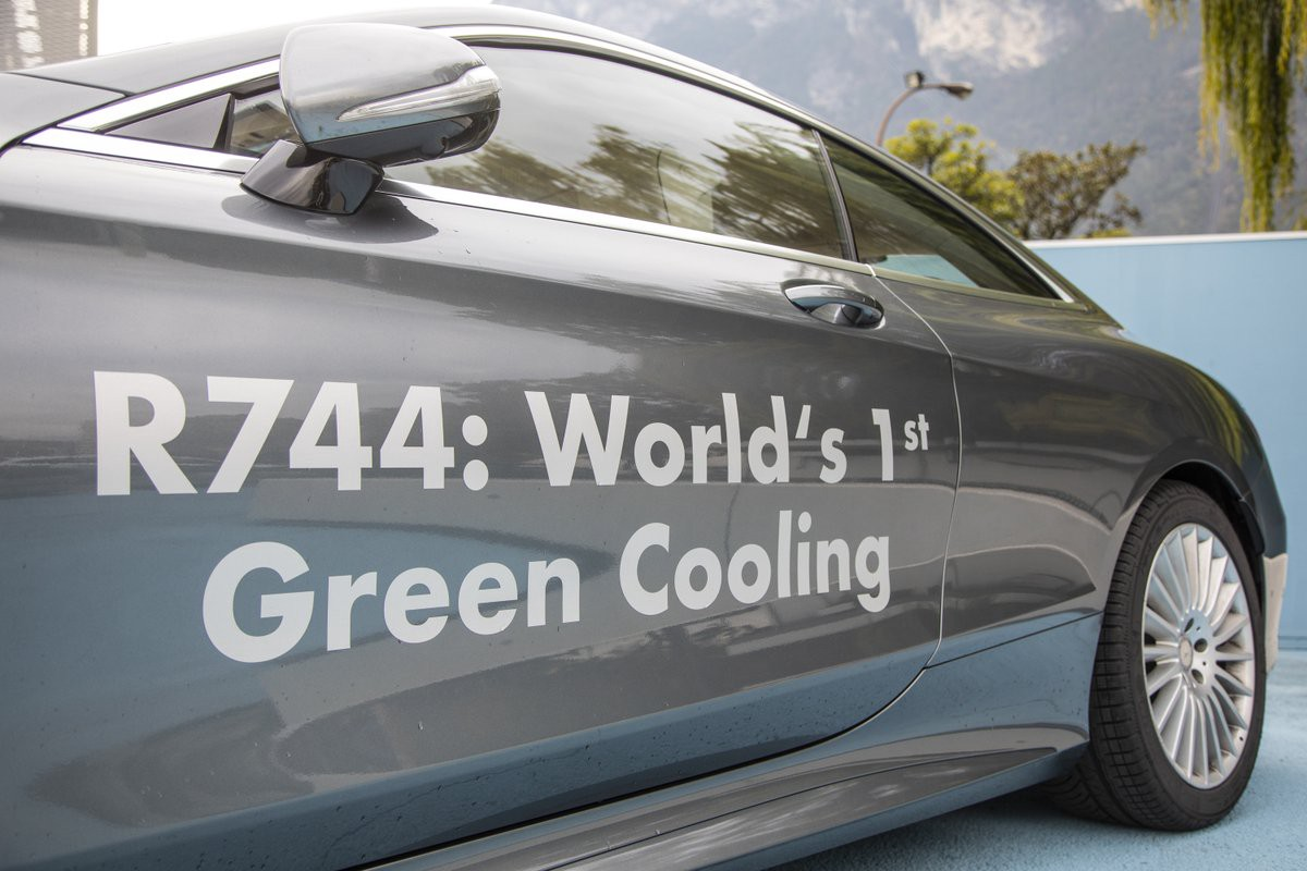 Electric Cars Could Extend Driving Range With An Environmentally Friendly Heating Ac System