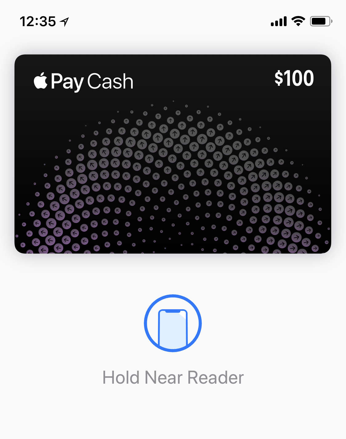 How to get apple pay cash card