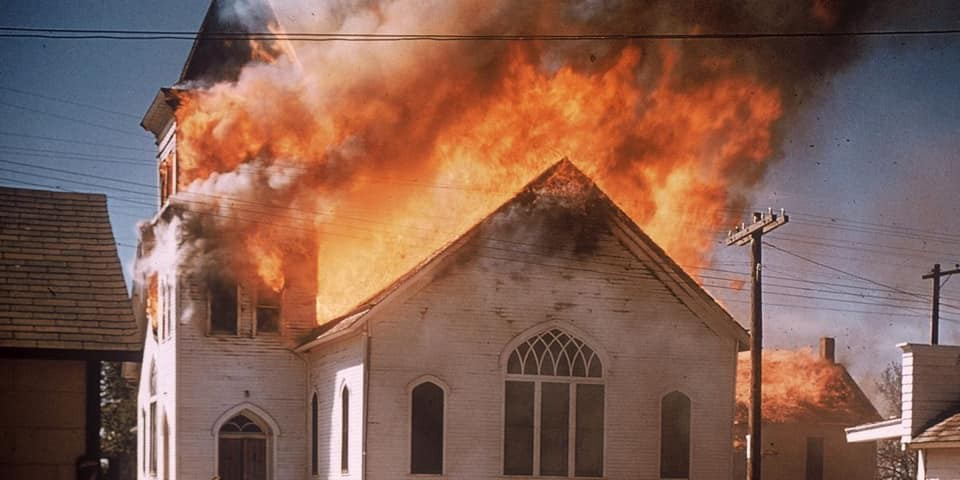 While Notre Dame Was Being Remembered Black Churches Were Forgotten