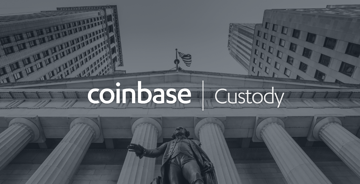 Coinbase Custody is Officially Open For Business – The Coinbase Blog