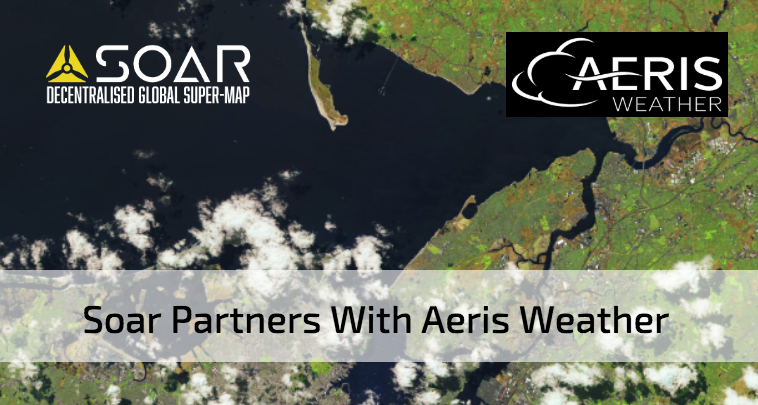 Live Global Weather Map.Soar Partners With Aeris Weather To Offer Live Weather Feeds On The